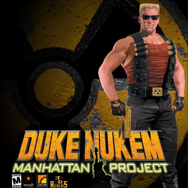 Duke Nukem: Manhattan Project (PC – caps propias – MF)